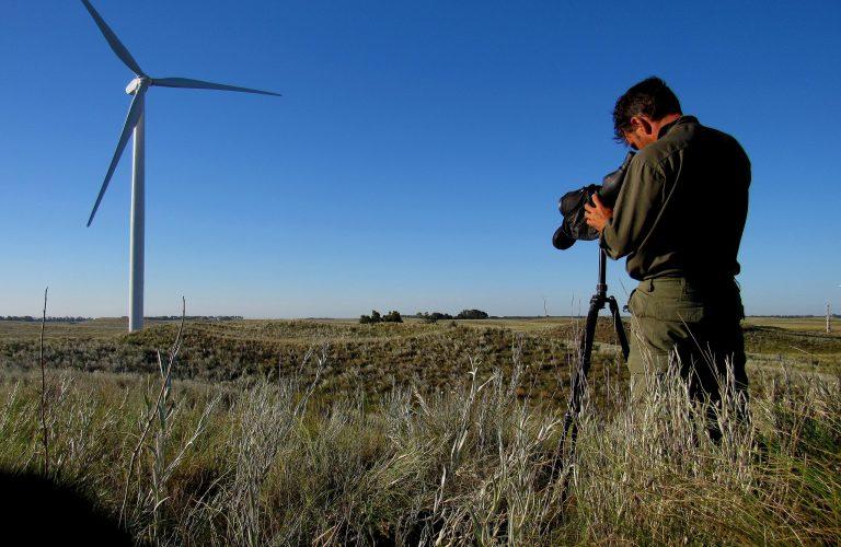 monitoreo de espacio aéreo VS